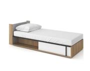 LENART Imola IM-15 łóżko 200x90 z materacem