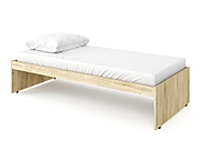 LENART Meet Me łóżko górne  MT-14  z materacem 200x90
