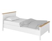 Lenart Story łóżko 200x90 z materacem