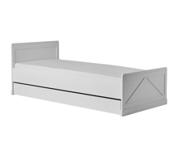 Pinio Marie łóżko młodzieżowe z szufladą 200x90cm. 15% taniej do 30 kwietnia.