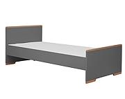 Pinio Snap łóżko młodzieżowe 200x90cm szare. 15% taniej do 30 kwietnia.