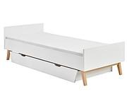 Pinio Swing łóżko 200x90 cm z szufladą. 15% taniej do 30 kwietnia.