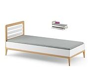 Timoore Elle łóżko tapczanik 180x80cm