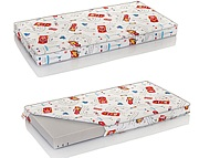 Hevea Materac 200x90cm Disney Junior Cars