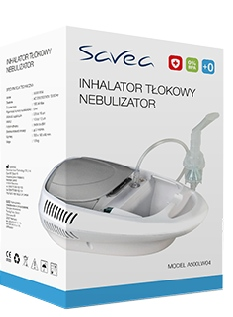 Inhalator Tłokowy SAVEA
