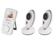 Elektroniczna niania z 2  kamerami Lionelo Babyline 5.1
