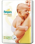 Pampers Premium Care 2 Mini 3 - 6 kg (72)