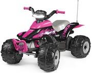 Peg Perego Corral T-Rex 12V pojazd na akumulator Pink