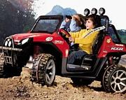 Peg Perego POLARIS RANGER RZR  samochód elektryczny akumulator 24V