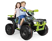 Peg Perego POLARIS SPORTSMAN 850 LIME QUAD 24V