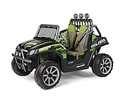 Peg Perego POLARIS RANGER RZR 24V GREEN SHADOW - akumulator 24V