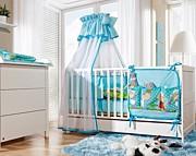 ATB Basic pokój dziecięcy ( łóżeczko z szufladą 120x60 + komoda z przewijakiem) biały Kurier gratis przy przedpłacie