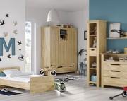 ATB Betula pokój ( łóżko 200×80 z wysuwaną szufladą + komoda + szafa ) Kurier gratis przy przedpłacie
