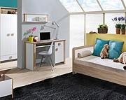 ATB Marsylia pokój ( Łóżko 200×90 z materacem + komoda + szafa ) Kurier gratis przy przedpłacie