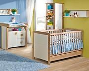 ATB Marsylia pokój dziecięcy ( łóżeczko 140x70 + komoda z przewijakiem ) Kurier gratis przy przedpłacie