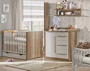 ATB Terra 2 pokój dziecięcy ( łóżeczko z szufladą 120x60 + komoda z przewijakiem ) Kurier gratis przy przedpłacie