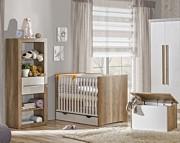 ATB Terra 2 pokój dziecięcy ( łóżeczko z szufladą 120x60 + komoda z przewijakiem + szafa ) Kurier gratis przy przedpłacie