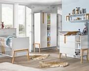 ATB Yeti pokój dla dziecka (łóżeczko / tapczanik 140x70 + komoda z przewijakiem + szafa ) Kurier gratis przy przedpłacie