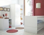 Baby Vox Maxim pokój dziecięcy (łóżeczko tapczanik 140x70 + komoda z przewijakiem + szafa) / Kurier gratis przy przedpłacie.