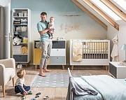 Baby Vox Concept pokój dziecięcy (łóżeczko 140x70 + komoda z przewijakiem + szafa 2 drzwiowa) / Kurier gratis przy przedpłacie