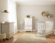 Pali Savana Pokój dziecięcy (łóżeczko 124x64 cm + komoda kąpielowa + komoda wysoka) / Kurier Gratis