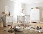 Pali Savana Pokój dziecięcy (łóżeczko 124x64 cm + komoda z szufladami + szafa 2-drzwiowa) / Kurier Gratis