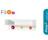 Wyprzedaż Pinio Filo półka wisząca / kolor perła Wysyłka 24H