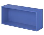 LENART Yeti  szafka wisząca otwarta duża Y-11