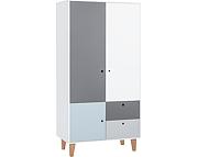 Baby Vox Concept szafa 2 drzwiowa / Kurier gratis przy przedpłacie