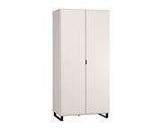 Baby Vox Simple szafa 2 drzwiowa z litego drewna / Kurier gratis przy przedpłacie