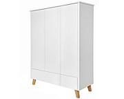 Novelies Zara szafa 3 drzwiowa biała KURIER GRATIS