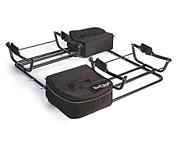 Adapter do fotelików Dorjan do wózków Danny Sport 5 Twin/ Prestige 2 Twin/ Twin Linen Line / Twin Quick /2xkuferek/