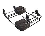 Adapter do fotelików Maxi Cosi Cabrio do wózków Danny Sport 5 Twin/i Prestige 2 Twin/ Twin Linen Line/ Twin Quick /2xkuferek/