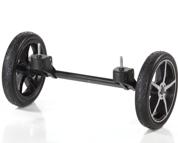 Hartan Quad wheel system - Racer GT, Topline S