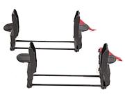 Komplet adapterów do wózków TFK Duo Sport/Combi do dwóch fotelików samochodowych Cybex, Besafe, Maxi Cosi