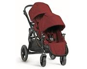 PROMOCJA! Bliźniak Baby Jogger City Select 2018 (spacerówka+ dodatkowe siedzisko)  Garnet GRATIS KURIER