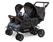 Childhome Quadruple New Autobrake wózek dla czworaczków z hamulcem ręcznym 2020 KURIER GRATIS