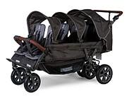 Childhome Childwheels Sixseater Autobreak NEW wózek dla sześcioraczków z hamulcem ręcznym 2020 KURIER GRATIS
