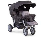 Childhome Childwheels Triplet wózek dla trojaczków KURIER GRATIS