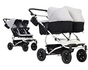 Mountain Buggy Duet opinie