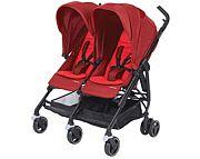 Maxi Cosi Dana For2 (wózek spacerowy dla bliźniąt) vivid red 2019