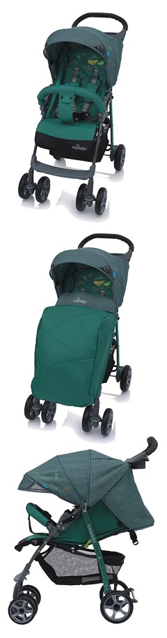 Wózek spacerowy  Baby Design  Mini 2018*