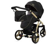 Wózek spacerowy BabyActive XQ Alu Gold Magic 2019