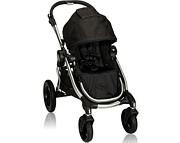 PROMOCJA! Baby Jogger City Select (spacerówka) / Onyx KURIER GRATIS
