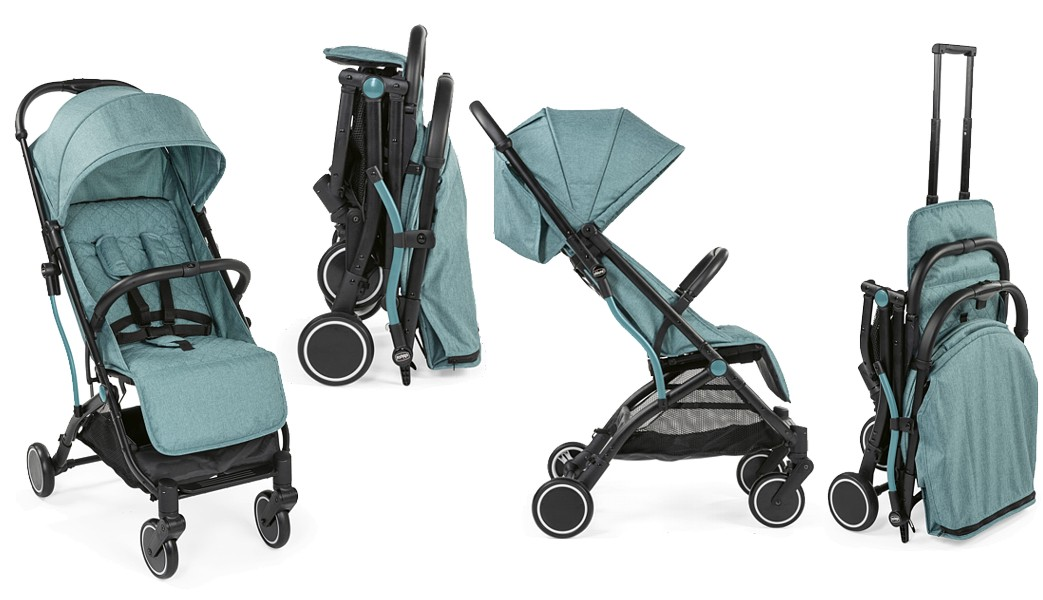 Chicco Trolley Me (spacerówka) 2021
