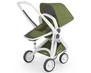 Eko-wózek Greentom Reversible (spacerówka) 2021