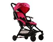 WYPRZEDAŻ Kees K2GO Kopertowy wózek spacerowy kolor pink