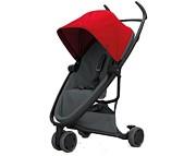 WYPRZEDAŻ Quinny Zapp Flex (spacerówka kolor red on graphite + śpiworek i parasol gratis) KURIER GRATIS/ WYSYŁKA 24H