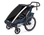 Thule Chariot Cross 1 wózek /przyczepka rowerowa kolor majolica blue 2021 KURIER GRATIS