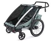 Thule Chariot Cross 2 wózek /przyczepka rowerowa kolor alaska 2021 KURIER GRATIS